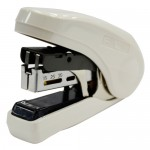 MAX HD-10FL 白 雙排釘書機(10號) 20張