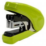 MAX HD-10FL 淺綠 雙排釘書機(10號) 20張