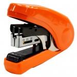 MAX HD-10FL 橙雙排 釘書機(10號) 20張
