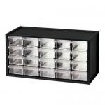 樹德A9-520 黑小幫手零件分類箱