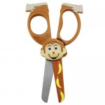 WESTCOTT 14410 猴子動物造型剪刀5吋