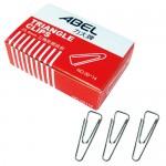 ABEL力大 00114小三角迴紋針25.5mm (70支)