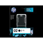 HP  C8721WA  02號原廠墨水匣