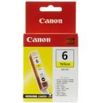CANON  BCI-6Y原廠墨水匣