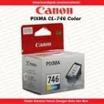 CANON  CL-746C原廠墨水匣