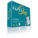 PAPER ONE 70P A4 影印紙(每箱5包)