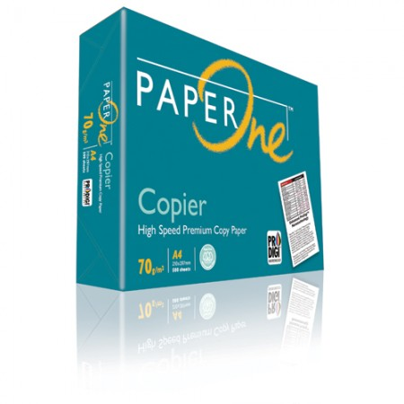 PAPER ONE 70G  A4 影印紙 5包/箱