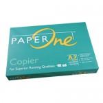 PAPER ONE 80G  A3 (綠包)影印紙 5包/箱