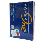 PAPER ONE 80P A4(藍包)影印紙(每箱5包)