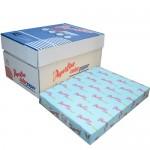 120 / 70P / A3 淺藍 進口影印紙(每箱5包)