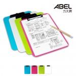 ABEL 66214 A4 超耐摔板夾 A4/12個/中盒