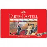 Faber-Castell 115846 油性色鉛筆36色