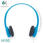羅技 H150 ( 天藍 ) 耳機麥克風