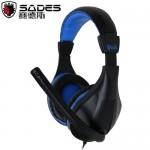 賽德斯 SADES SA-713 耳罩式耳機麥克風
