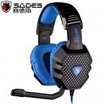 賽德斯 SADES SA-909 耳罩式耳機麥克風