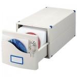 雙鶖CDB-200B 組合式CD整理盒(200片)