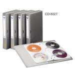 雙鶖 CD-5027 金禾皮48片保存夾