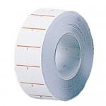 2420單排標價紙(空白)10卷x21.5*12MM