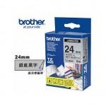 BROTHER TZ-M951 護貝標籤帶 (24mm 銀底黑字)