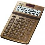 CASIO JW-200TW-GD 金色桌上型計算機12位