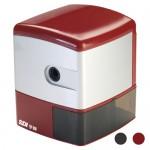 SDI 0172 可換滾刀電動削鉛筆機(黑.紅)