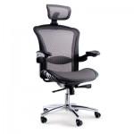 潔保 LV-22TS 黑全網高級座椅