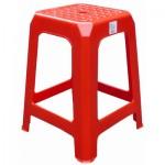 CH01 大美方椅(藍紅綠)(W27XD27XH47CM)