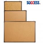 成功 011508 (小)雙面軟木板咖啡框