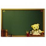3M 558M-B熊熊可再貼備忘板250×180mm