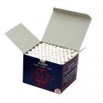 吉爾多 白色粉筆100支/16盒/箱環保