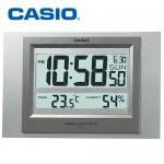 CASIO ID-16S-8DF 數位式溫度濕度顯示掛鐘
