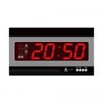 鋒寶FB-2388 簡單數字時鐘 (黑)